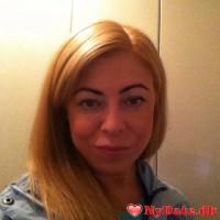 Tatyanas´s dating profil. Tatyanas er 43 år og kommer fra København - søger Mand. Opret en dating profil og kontakt Tatyanas